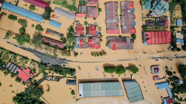 Acheter une maison en zone inondable