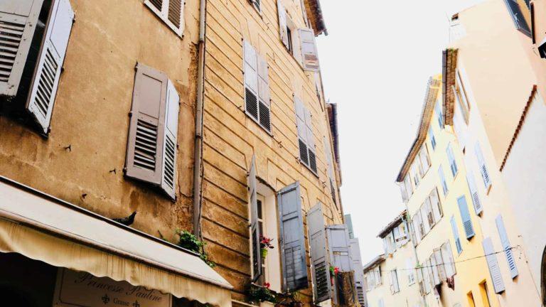 immobilier à Grasse